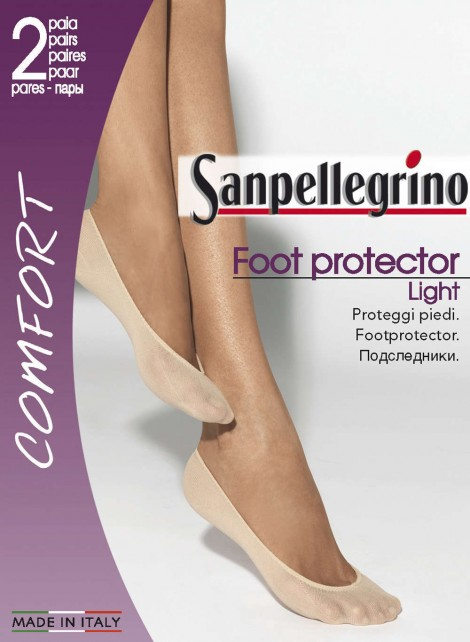 Salvapiede Foot Protector Light 2 Paia Sanpellegrino