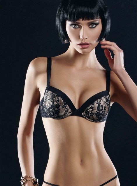 Push-up Sussulto serie Fatale Black Poison