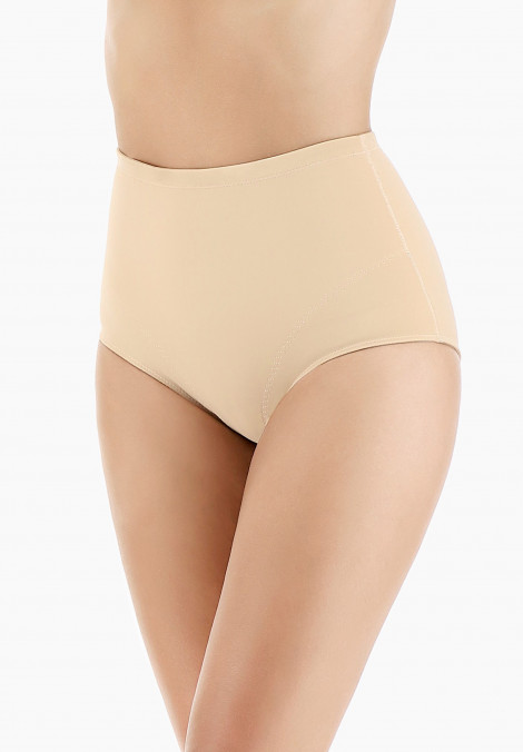 Girdle in strong microfibre fabric