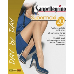Strumpfhose Supermaxi 20 Day by Day Sanpellegrino
