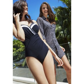 Padded one piece Liz Liberti